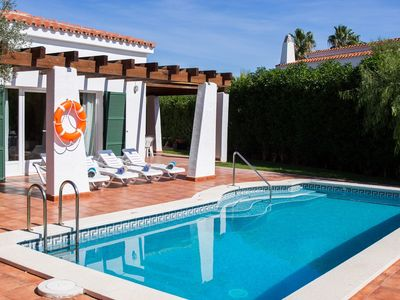Photo for Villa Xalina to rent in Menorca