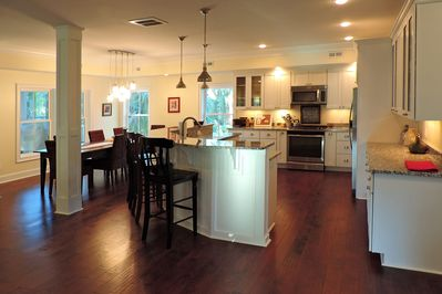 Kitchen with plenty of room to cook and entertain!