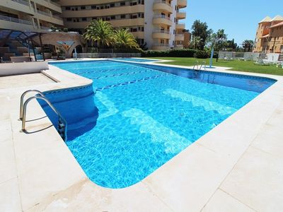 Photo for Marina Mar Cascata - Vilamoura 1 Bedroom Apartment with pool and sea view