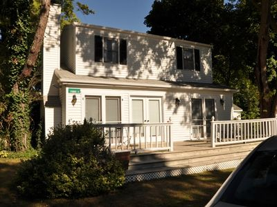 Photo for GRACE COTTAGE (Union Pier): All seasons cottage!  Steps to Lake Michigan, Sleeps 6