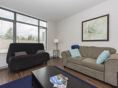 Photo for 2BR Condo Vacation Rental in North Vancouver, BC