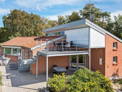Photo for Exquisite Holiday Home in Jutland with Swimming Pool