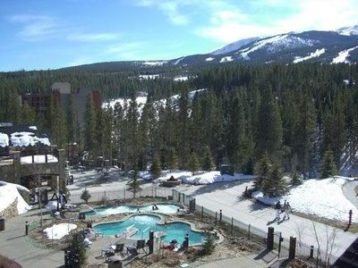 Photo for March 6-20, 2020, sleeps 8, ski in, ski out, 2 BDRM, 2 BR, 5 star resort GTL