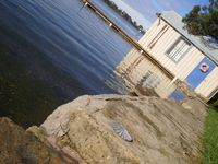 Exactly what we thought we were going to get. A home on the river with a jetty and boat shed