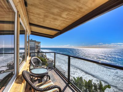 Photo for Exquisite Penthouse Villa with Stunning Costal Views!