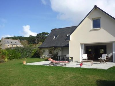 Photo for holiday home, Plougrescant  in Côtes d'Armor - 8 persons, 5 bedrooms