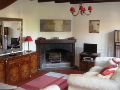 Photo for 3 Bedroom Loire Valley Village House 'Les Balcons' In Le Grand Pressigny