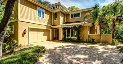 Photo for Stellar Home With Elegant Decor and Private Pool on Amelia Island Plantation!