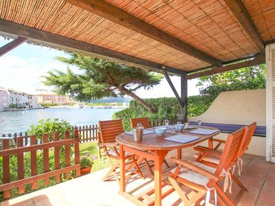 Photo for Apartment 4 persons  et  12 m mooring Port Grimaud