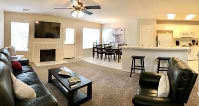 Photo for 💎 Comfy Three Bedroom Condo 💎 NO CLEANING FEE!