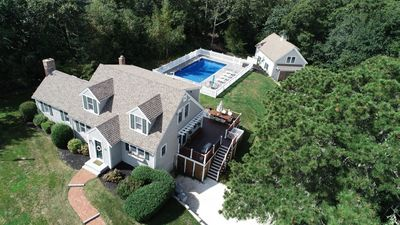 Photo for Updated, Spacious & Private, Sleeps 12 with Carriage House and Pool: 010-O