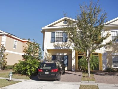Photo for Near Disney,Seaworld and Convention Center,5 bedroom townhome with hot tub