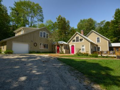 Photo for Taylor Farm House + Guest House! - 6 bedroom / 5.5 bathroom home son 6 acres
