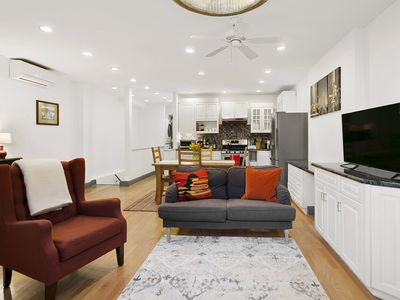 Photo for 2-bedroom in the heart of Upper West Side. Beautiful Townhouse.