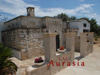 Photo for Offer in Historic Residence. Aurasia - Casale Donna Francesca