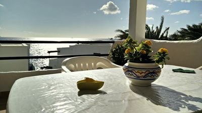 Photo for 50 METERS FROM THE SEA: HOLIDAY APARTMENT IN NICE AND RELAXING AREA