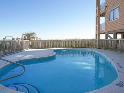 Photo for Oceanfront condo with 2 pools in Carolina Beach