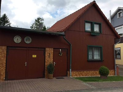 Photo for 1BR Apartment Vacation Rental in Hasselfelde