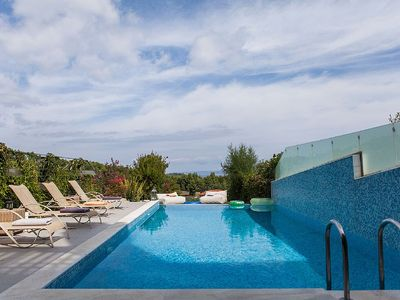 Photo for #FLH - Salted Lime Pool Villa in Paliouri