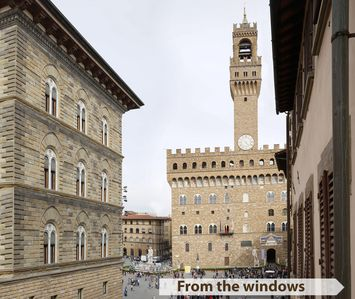 Photo for Great and panoramic flat situated in the very heart of Florence.