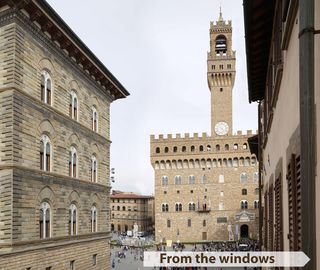 Great and panoramic flat situated in the very heart of Florence.