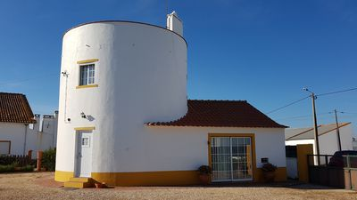 Photo for Windmill, rustic house, very nice, great location.