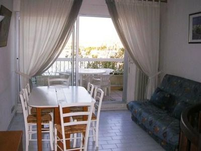 Photo for 2BR Apartment Vacation Rental in Agde, Languedoc-Roussillon