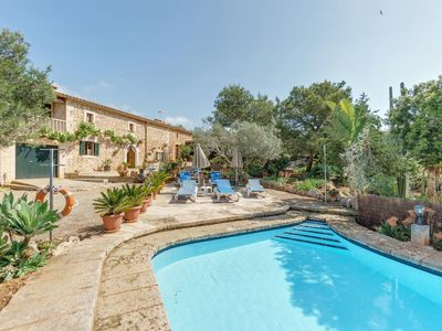 Photo for With pool and idyllic terrace - Villa Sa Punta