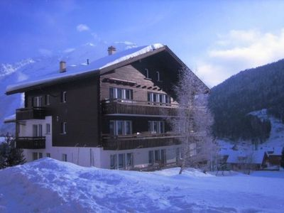 Photo for Apartment La Montanara in Saas-Fee - 4 persons, 1 bedrooms
