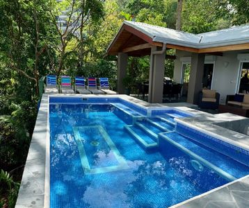 Photo for 4BR House Vacation Rental in Manuel Antonio, Provincia de Puntarenas