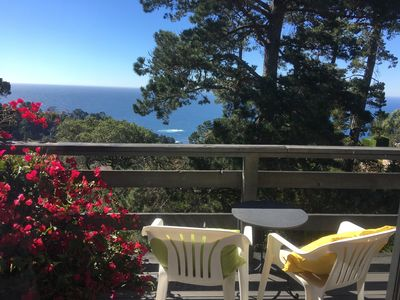 Photo for Spectacular Ocean View in Carmel HIghlands