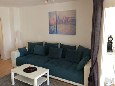 Photo for Exclusive apartment in Saarbrücken only 5 minutes walk. z. Euro station