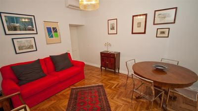 Photo for Laterano 1243 apartment in Centro Storico with air conditioning.