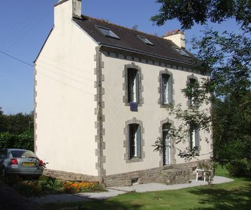 Photo for Traditional Breton Stone House in Southern Brittany near Auray