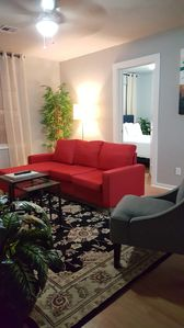 Photo for Executive One Bed Plus Office/flex Close to downtown, OU Med,