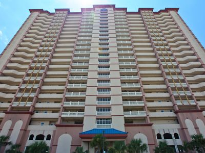 Photo for Gulf front condo w/ stunning views of the Gulf of Mexico plus shared pools!