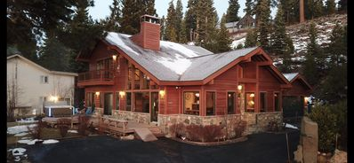 Photo for Lake Tahoe Vista, new to the market lake front home plus connected 1bm suite!