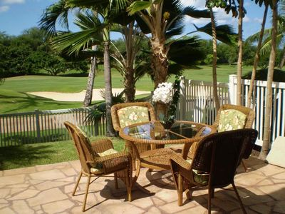 Relax, BBQ and enjoy the Lanai
