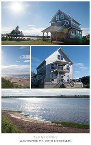 Photo for Executive Waterfront Cottage on Rustico Bay