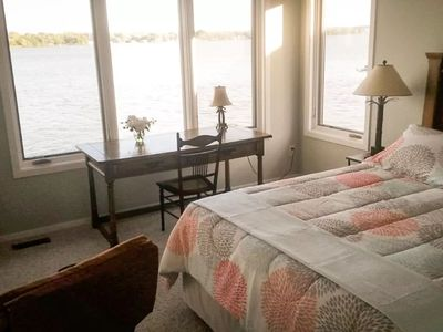 Photo for Amazing Views With Private Mississippi River Suite