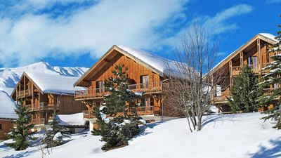 Photo for Apartment Les Chalets des Cimes  in La Toussuire, Savoie - 9 persons, 4 bedrooms