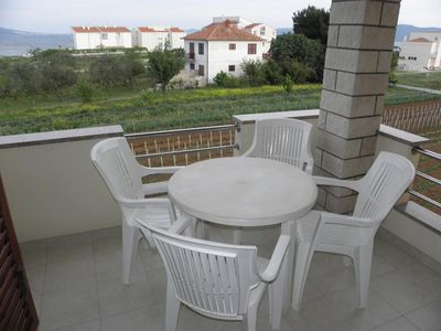 Photo for Apartment Toni  A3(2+2)  - Sukosan, Zadar riviera, Croatia