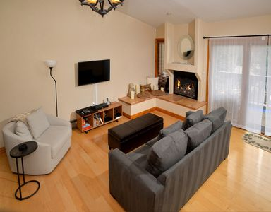 Photo for Remodeled, designer furnished, clean, free bus 1 mile to Vail Village BEST RATES