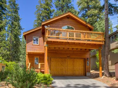 Photo for Modern Cabin / Walk To Lake Tahoe / Access To All Tahoe Resorts
