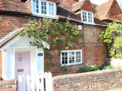 Photo for Gorgeous 17th Century Grade II Listed Cottage