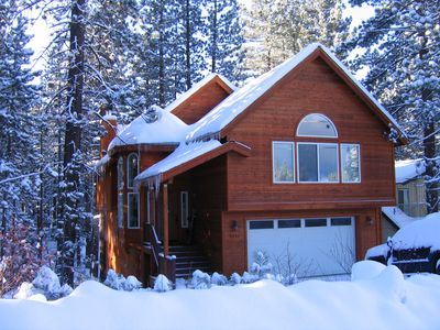 Photo for South Lake Tahoe Chalet- Wifi, Hot Tub, Pool Table