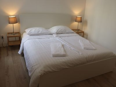 Photo for Affordable and Comfortable 1 Bedroom Apartment near the Scheveningen Beach