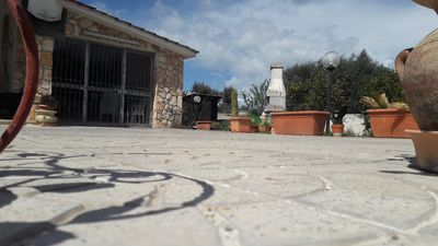 Photo for holiday home in villa with garden and internal parking space