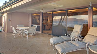 Photo for First Class Oceanfront Villa with Sweeping Views  #160-4