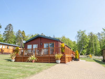 Photo for CEDAR LODGE, pet friendly in Swarland, Ref 1011139